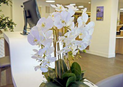 Décoration florale - FLEURS ARTIFICIELLES