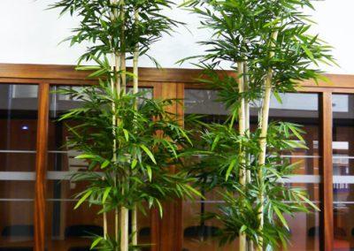 Décoration plantes artificielles BAMBOU