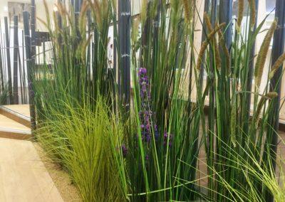 Décoration plantes artificielles GRAMINÉES